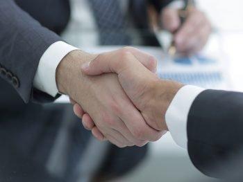 acquisitions handshake