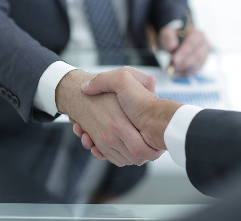 acquisitions handshake